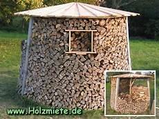 Holz Stapeln Ideen - ideal f 252 r kleinverbraucher die dreigeteilte holzmiete zur