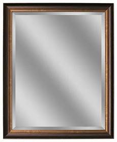 rubbed bronze mirror bathroom rubbed bronze mirror transitional bathroom mirrors