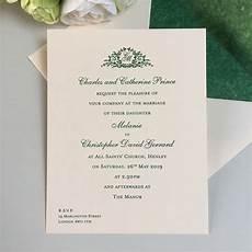 Free Wedding Invitation Sles Uk