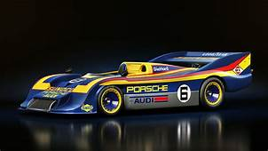 Porsche 917/30 For AC – Showroom Video VirtualRnet