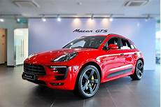Porsche Macan Gts Debuts In Malaysia Autoworld My