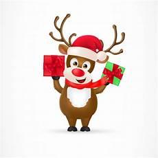 reindeer character vector free