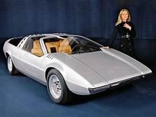 Porsche Tapiro 1970  Old Concept Cars