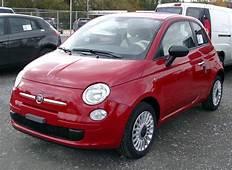 Fiat 500 2007 Front 20071020jpg