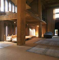 loft wohnung fabrikhalle cement factory conversion in barcelona 30 pics