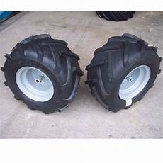 18x9 50 8 Tires Rims Wheels Assembly Garden Tractor