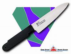 cold steel kitchen knives review discontinued cold steel 45kl5s k 5 serrated edge