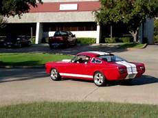 66 mustang fastback with a 427 youtube