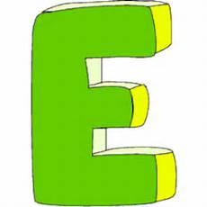 Letter E Clipart