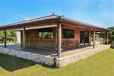 chalet à construire fondation d une maison bois mobiteck constructeur