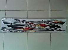 Variasi Supra Fit by Jual Stiker Motor Supra Fit New Variasi Di