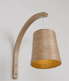 wooden wall lights uk wooden helix wall light by tom raffield