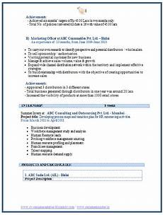 over 10000 cv and resume sles with free download mba marketing experience resume sle