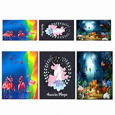 3x5ft 8x10ft Flamingo Fish Unicorn Animals by 3x5ft 8x10ft Flamingo Fish Unicorn Animals Photography