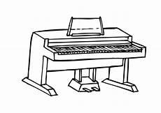 disegno da colorare pianoforte disegni da colorare e