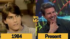 Tom Cruise Alter - tom cruise comparison and evolution from age 16