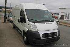 review 2013 fiat ducato cargo the
