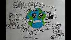 Membuat Poster Pemanasan Global Global Warming