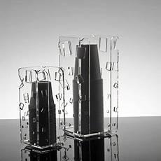 bicchieri in plexiglass porta bicchieri linnea slato articoli in plexiglass