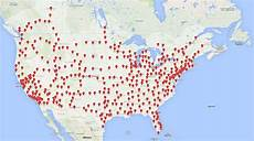 Where Tesla Supercharger Stations Could Replace Gas Petrol