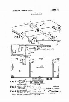 hydraulic conveyor schematic patent us3742477 conveyor belt condition monitoring apparatus patents