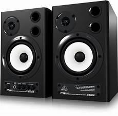 behringer ms40 active studio monitor speakers