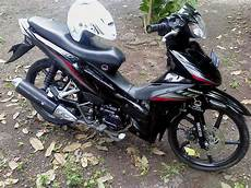 Variasi Motor Revo by Top Modifikasi Motor Revo Terbaru Modifikasi Motor