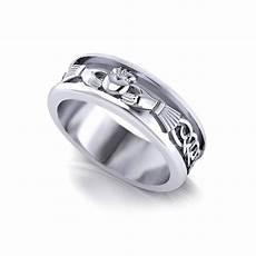 men s claddagh wedding ring jewelry designs