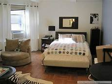 1 Bedroom Apartment Decor Ideas by Studio Apartment Decor Setup With The Small