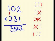 fast multiplication of any number using vedic math youtube