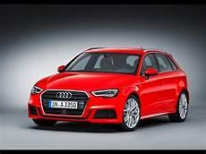 Audi A3 Sportback Facelift 2017