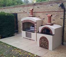authentic wood fired pizza oven builds in surrey oven