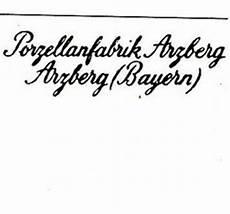 bavaria porzellanstempel katalog bodenmarken nach orten porzellanstra 223 e e v