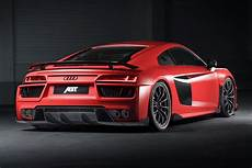 Abt Shaves 50kg And Adds 20hp To Audi R8 V10 Carscoops