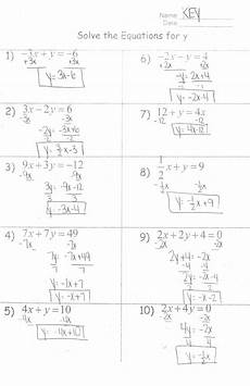 solving systems by substitution worksheet printable