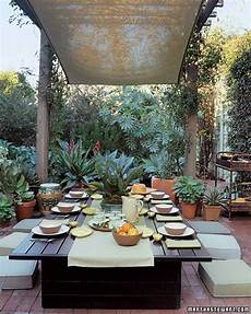 outdoor rooms martha stewart