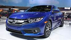 2016 honda civic coupe top speed