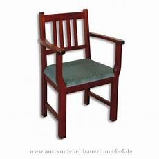 stuhl buche sessel stuhl buche mit polster und armlehne r 246 tlich