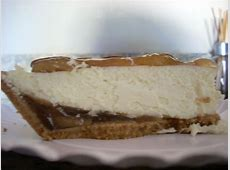 easy caramel apple cheesecake_image