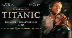 titanic returns to local theaters in 3d find movietimes here new baltimore mi patch turtz the go titanic returns in theaters via reald 3d official trailer