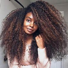 Big Curly Black Hairstyles