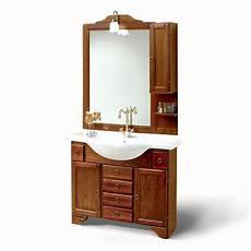 mobili bagno arte povera prezzi mobile da bagno arte povera colore noce cm 105 con