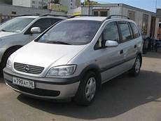 opel zafira 2 0 2002 technical specifications interior