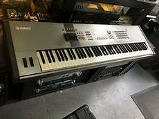 Yamaha Original Motif 8 Synthesizer 88 Weighted Key