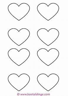 Vorlagen Herzen Malvorlagen Text Gro 223 E Und Kleine Herz Vorlagen Basteldinge