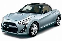 Funky Daihatsu Copen Gets Fully Revealed  Autoevolution
