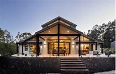 Modernes Haus Mit Satteldach An Der Westk 252 Ste Australiens