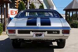 454 Big Block Four Speed Trans 12 Bolt Rear Vintage AC PS