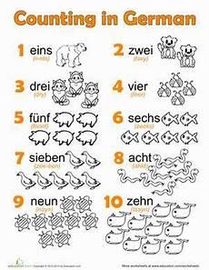 advanced german worksheets 19598 german numbers german language learning learn german german language