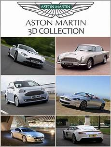 Aston Martin 3d Collection